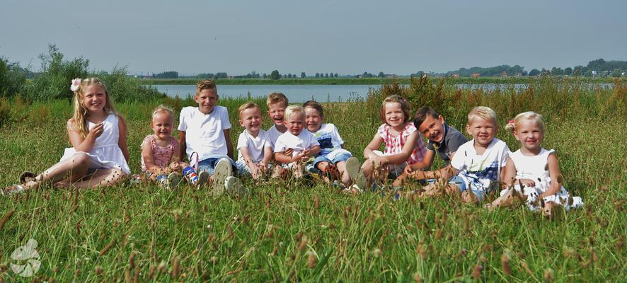 Familiefotografie kinderen Zwolle