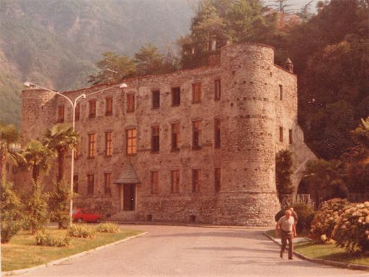 Reise nach Veltlin-Chiavenna-Lugano 1983