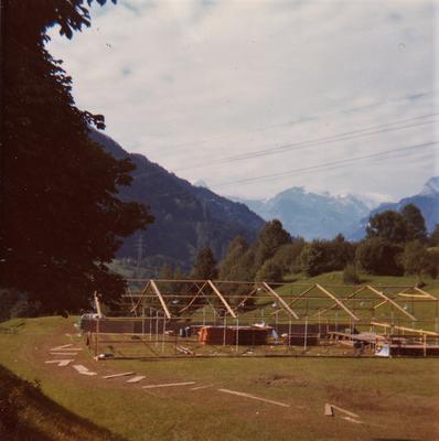 "Dorffest ""25 Jahre Frauenchor Sool"" 1974"