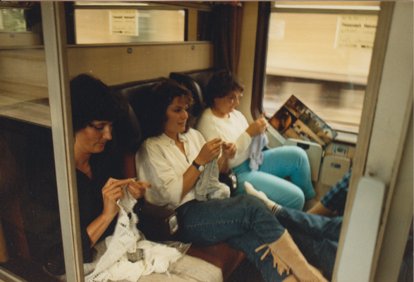 Reis enach Salzburg 1986