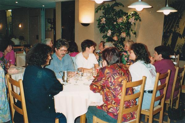 Reise nach Dijon 1993