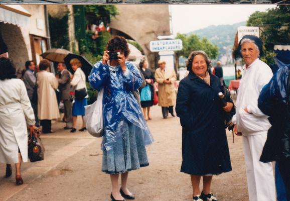 Reise nach Stresa 1988