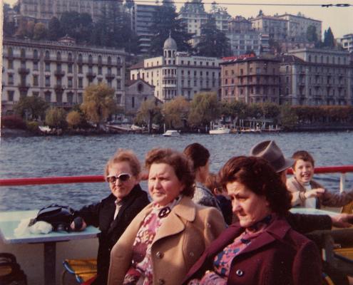 Reise nach Lugano 1972
