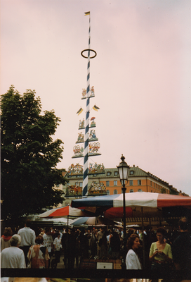 Reise nach München 1996