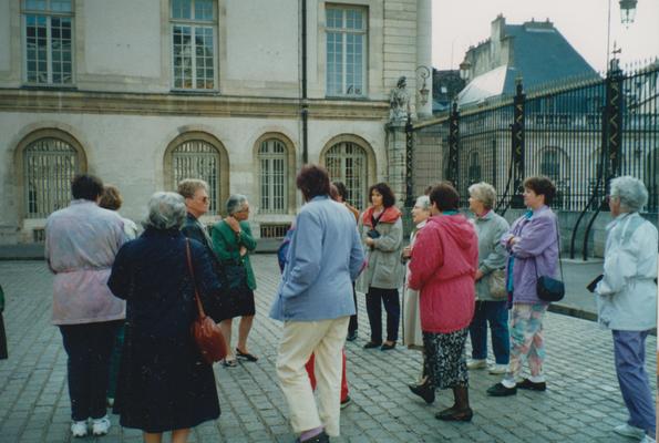 Reise nach Dijoan 1993