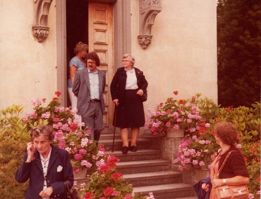 Reise nach Romanshorn-Arenenberg-Schaffhausen 1981