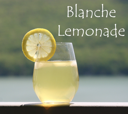 Blanche Lemonade with Delord Blanche Armagnac