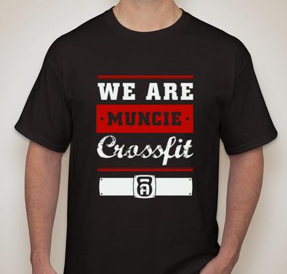 The Arsenal CrossFit Muncie T-Shirt Design