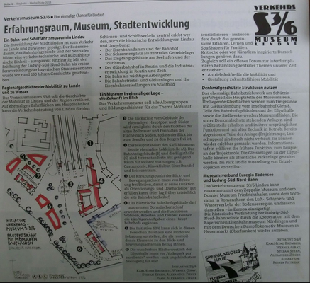 Lindauer Hoybote Sept.2013:  Museums-Konzept