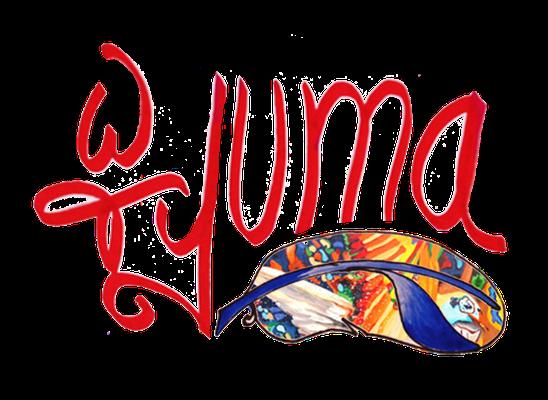 Logo W.T Yuma, Künstler Yuma, Yuma, Yuma Art, Gemälde kaufen