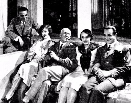 Stanisław Daczyński Janina Romanówna Kazimierz Junosza Stępowski Karolina Lubieńska, Tadeusz Wesołowski w sztuce Papa ( T.Polski Warszawa 1930 )