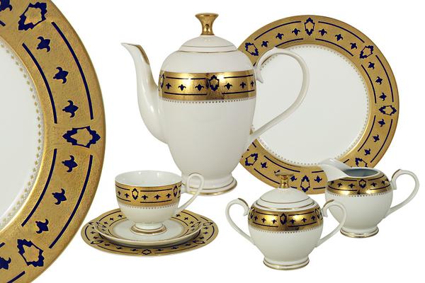 Китайский Костяной Фарфор Чайные Сервизы, Интернет Магазин МагнитХаус