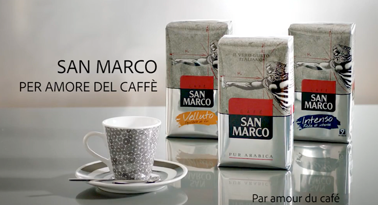 Creation for Café San Marco