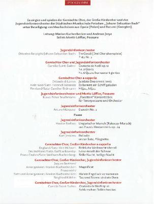 Programm Nikolaisaal 12/2013
