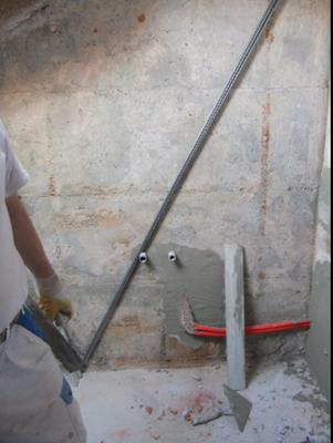 Modernisierung des Sanitärbereiches