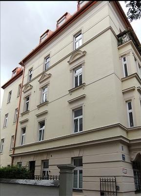 Fassadensanierung in München von den Profis der Richard Wörle GmbH