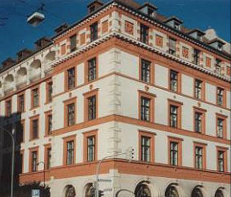 Denkmalschutz durch Richard Wörle GmbH, München
