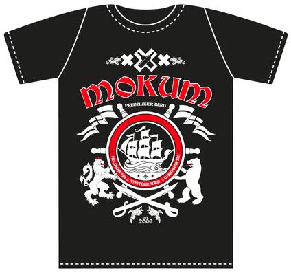 T-Shirt Design für die MOKUM Bar
