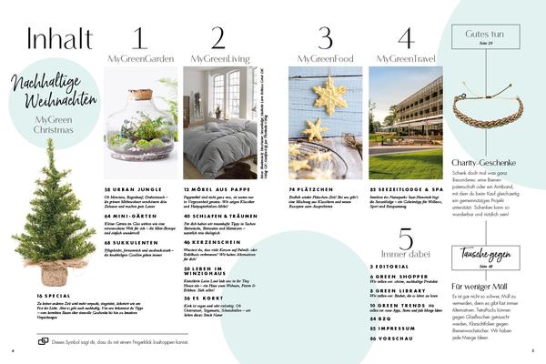 My Green Home Nachhaltigkeitsmagazin Nachhaltigkeitszeitschrift