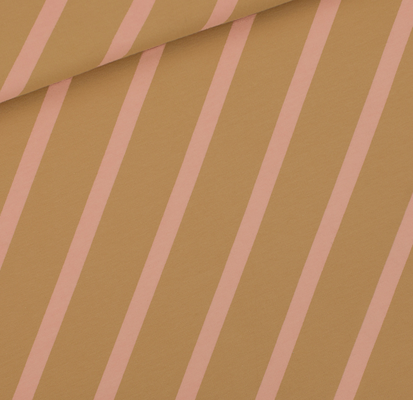 Diagonals - Fenugreek Brown