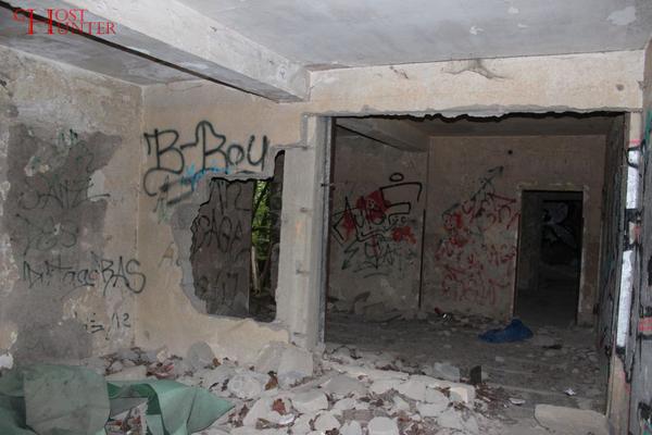 Weitere Spuren des Vandalismus. #Ghosthunters #paranormal #ghosts #geister