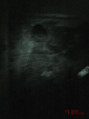 Und wieder war PU-Gast Nicole Schatten. Diesmal stand sie im Schatten des IR-Lichts der HandyCam von Sunny. #Ghosthunters #paranormal #ghosts #geist