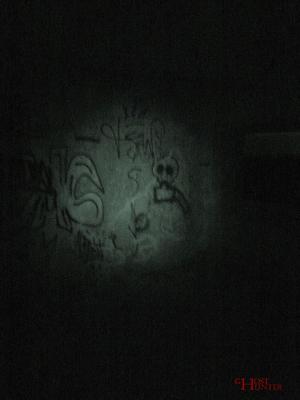 Während der ESP-Sitzung ins Blaue fotografiert. #Ghosthunters #paranormal #ghosts #geist