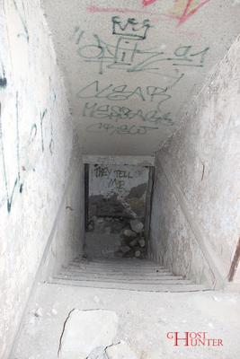 Die Treppe zum Keller. #Ghosthunters #paranormal #ghosts #geister