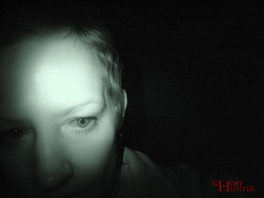 ... und dazu einlud, durch Berührung Kontakt aufzunehmen. #Ghosthunters #paranormal #ghosts #geist
