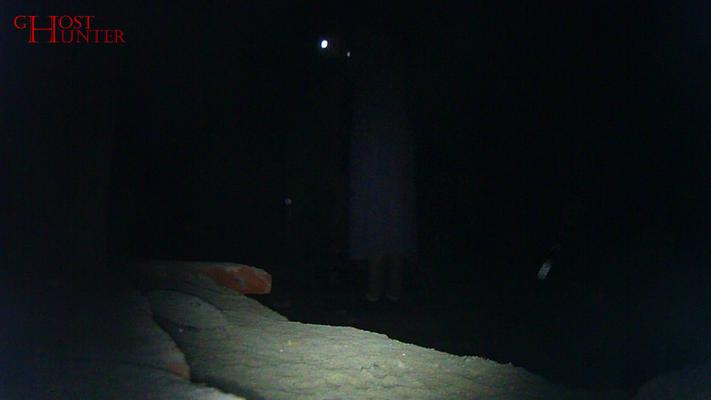 Hier die typischen Staub- und Insektenorbs, die sich zeigten, als wir im Keller unser Equipment aufbauten und die ESP-Sitzung begannen. #Ghosthunters #paranormal #ghosts #geist