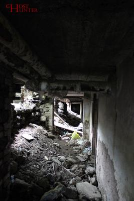 In diesem Licht sieht man das Ausmaß der Zerstörung besser. #Ghosthunters #paranormal #ghosts #geister