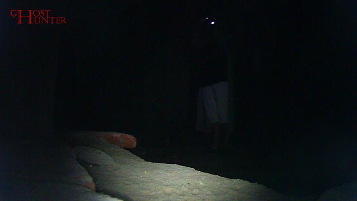 Als wir alle etwas ruhiger standen während der Sitzung, wurden auch die Stauborbs wieder weniger. #Ghosthunters #paranormal #ghosts #geist