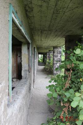 Der Vorbau im Erdgeschoss. #Ghosthunters #paranormal #ghosts #geister