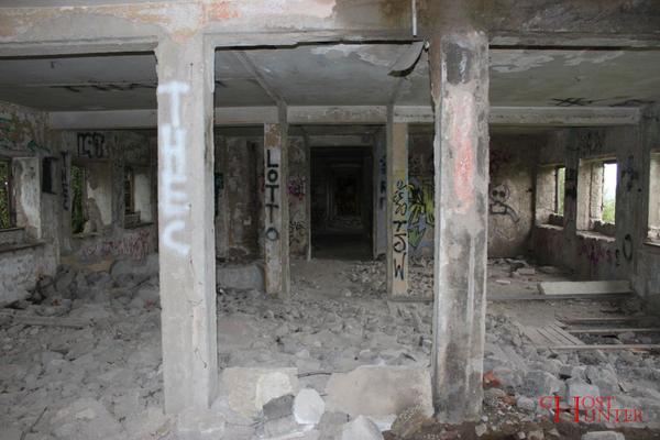 Trotz der Zerstörungen im Inneren ist das Gebäude ein faszinierender Ort. #Ghosthunters #paranormal #ghosts #geister