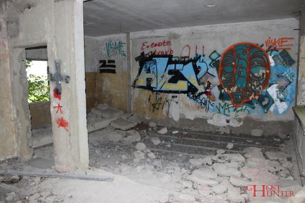Das Innere der Schule ist völlig verwüstet. #Ghosthunters #paranormal #ghosts #geister