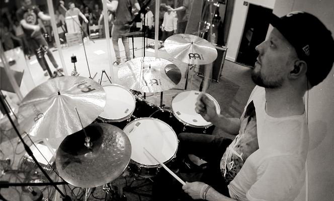 Studio Drum - Recording