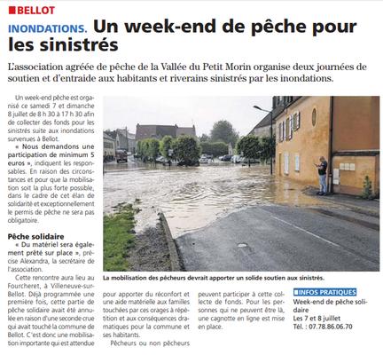 Le Pays Briard 03/07/2018