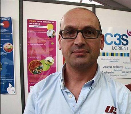 Pascal Chapelain, IADE responsable C3S , coordinateur pédagogique et formateur