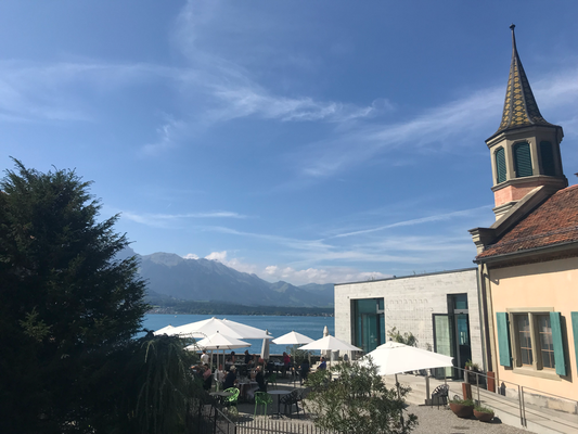 Alma Cilurzo Hochzeitssängerin Hochzeits-Location Bern Thunersee Schloss Oberhofen Thun Restaurant