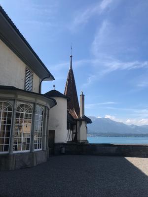Alma Cilurzo Hochzeitssängerin Hochzeits-Location Bern Thunersee Schloss Oberhofen Thun