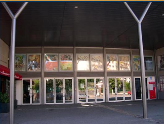 Cinéma rue Nicolas Siret