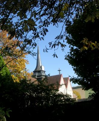 Eglise St Philippe et St Jacques