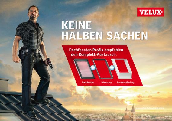 VELUX Deutschland Plakat