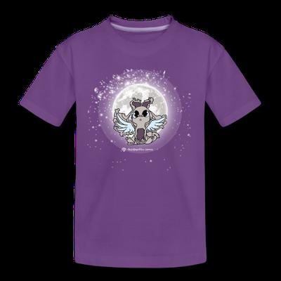 Mondtraum, lila, Shirt