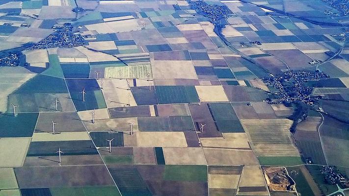 Agrarlandschaft Deutschkand