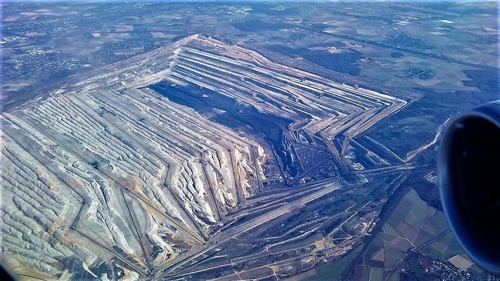 Braunkohlenabbau Deuschland