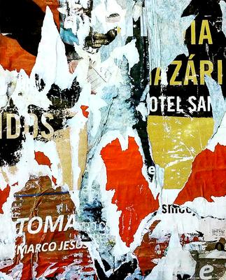 Atomares, décollage, 39,5 x 29 cm, 2018