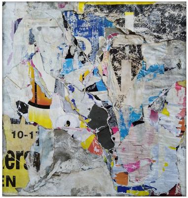 Nuffa, 18 x 17,7 cm, 2020