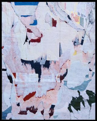 Denisov-Höhle, 22,3 x 17,7 cm, 2020