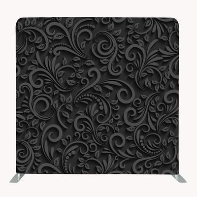 Muster-schwarz